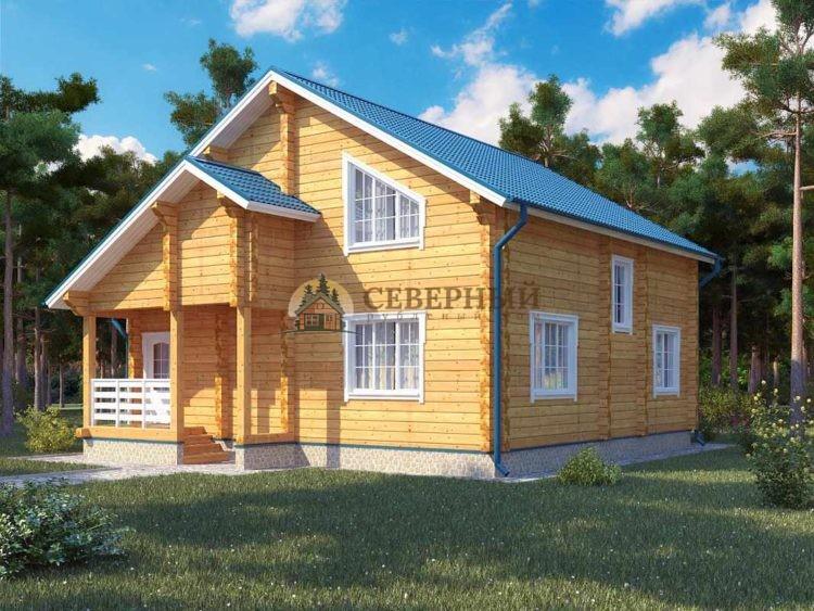 Дома из бруса Ярославль