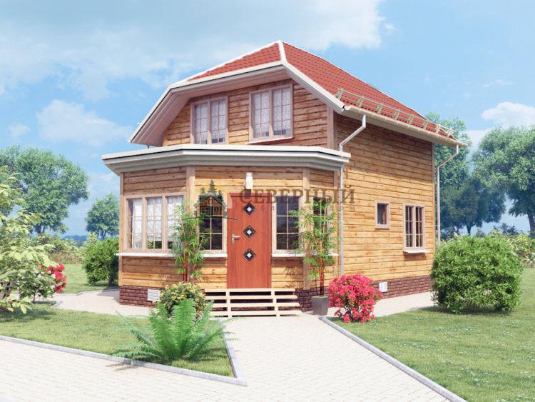 Дома из бруса в Балашихе